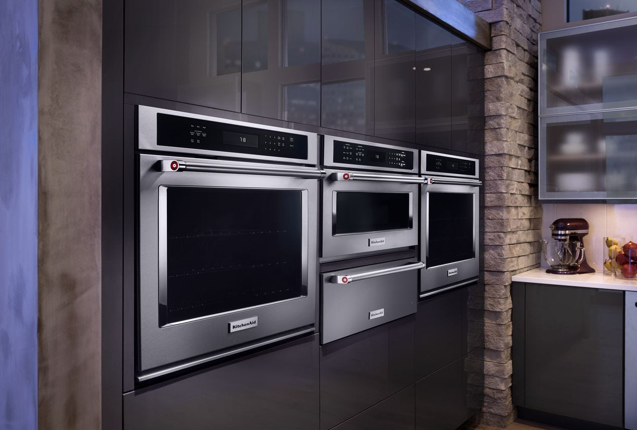 Wall Oven/Microwave Combo
