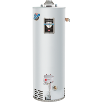 Bradford White 50 Gallon - 35,000 BTU Defender Safety System Atmospheric Vent Energy Saver Residential Water Heater (LP Gas)