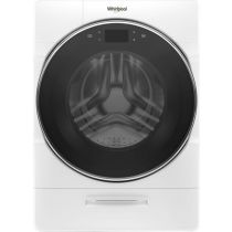 Whirlpool 5.0 cu. ft. Smart Front Load Washer with Load & Go™ XL Plus Dispenser WFW9620HW