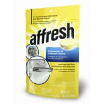 Affreshâ Dishwasher and Disposal Cleaner 6 Tablets W10282479