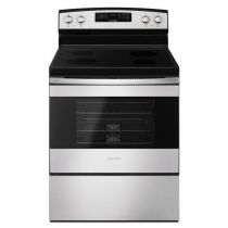 Amana® 30-inch Electric Range with Extra-Large Oven Window