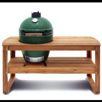 Large Egg Hardwood Table – Acacia