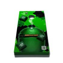 Big Green Egg Custom Bean Bag Toss Game BGE-115645