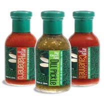 Big Green Egg Dill Pickle Hot Sauce BGE-126597