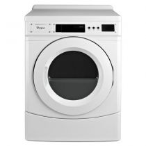"Whirlpool® 27"" Commercial Electric Front-Load Dryer, Non-Vend"