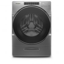 Whirlpool® 4.5 cu. ft. Closet-Depth Front Load Washer with Load & Go™ XL Dispenser