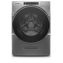 Whirlpool® 5.0 cu. ft. Front Load Washer with Load & Go™ XL Dispenser