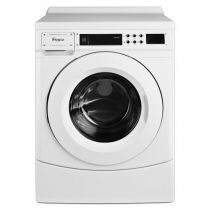 """Whirlpool® 27"""" Commercial High-Efficiency Energy Star-Qualified Front-Load Washer, Non-Vend"""