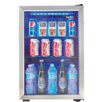 Danby 95 (355mL) Can Capacity Beverage Center DBC026A1BSSDB