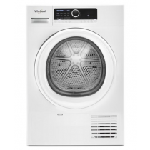 """Whirlpool 24"""" Compact Condensing Dryer WCD3090JW"""