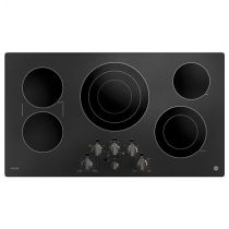 """GE Profile™ Series 36"""" Built-In Knob Control Cooktop PP7036BMTS"""