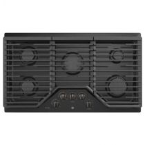 "GE Profile™ Series 36"" Built-In Gas Cooktop PGP7036BMTS"
