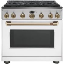 """Café™ 36"""" All Gas Professional Range with 6 Burners (Natural Gas)"""