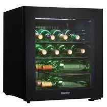 Danby 16 Bottle Wine Cooler DWC018A1BDB