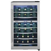 Danby Designer 38 Bottle Wine Cooler DWC040A3BSSDD