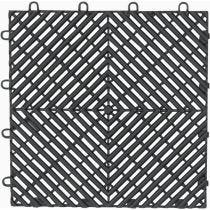 Gladiator® Charcoal Drain Tile (4-Pack)