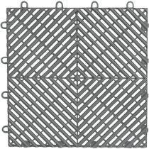 Gladiator® Silver Drain Tile (4-Pack)