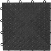 Gladiator® Charcoal Floor Tile (4-Pack)