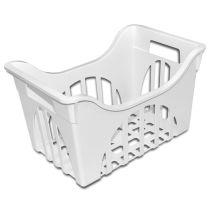 Freezer Basket-White