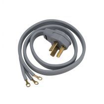 """4"""" 30 AMP 3 Wire Dryer Cord"""