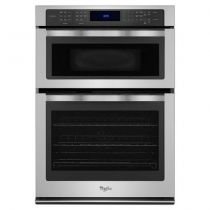 Whirlpool® 6.4 cu. ft. Combination Wall Oven with True Convection Microwave