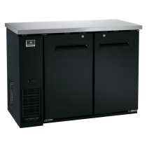 Kelvinator 11.8 cu. ft. Back Bar Refrigerator KCBB48SB