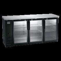 Kelvinator 19 cu. ft. Back Bar Refrigerator KCBB72GB