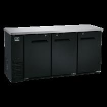 Kelvinator 19.6 cu. ft. Back Bar Refrigerator KCBB72SB