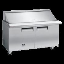Kelvinator 12 cu. ft. Mega Top Prep Table KCMT60.24