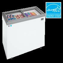 Kelvinator Commercial 16 Cu. Ft. Novelty Freezer KCNF160QW