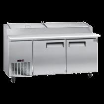 Kelvinator 16 cu. ft. Pizza Prep Table KCPT72.9