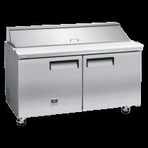 Kelvinator 12 cu. ft. Sandwich/Salad Prep Table KCST60.16