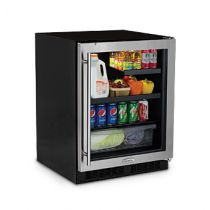 "Marvel Low Profile 24"" Beverage Refrigerator"