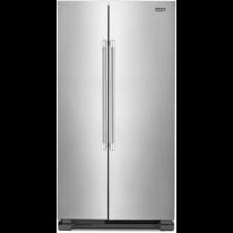 Maytag 36-Inch Wide Side-by-Side Refrigerator - 25 cu. ft. MSS25N4MKZ