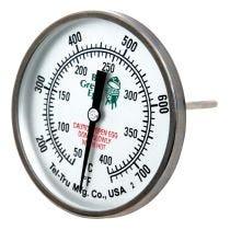 Big Green Egg Temperature Gauge – 3″ Dial