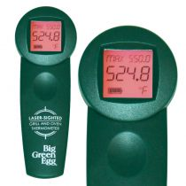 Big Green Egg Temperature Gauge – Infrared Cooking Surface Thermometer