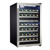 Danby Designer 38 Bottle Wine Cooler DWC114BLSDD