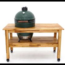 Large Egg Hardwood Table – Teak