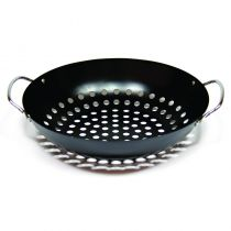 Perforated Grill Wok BGE-002068