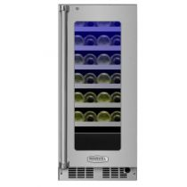 "Marvel Professional 15"" High Efficiency Single Zone Wine Cellar"