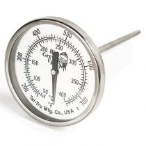 Big Green Egg Temperature Gauge – 2″ Dial