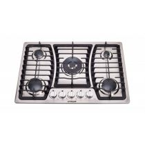 Unique 30″ Gas Cooktop (Dual ignition, electrical/battery) UGP-30 CT1