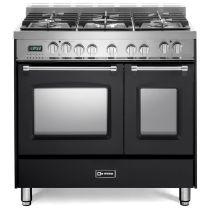 """Verona 36"""" Prestige Dual Fuel Double Oven Range VPFSGE365DE"""