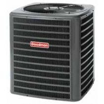Goodman Air Conditioner 13 SEER Performance R-410A Chlorine-Free Refrigerant