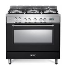 "Verona 36"" Dual Fuel Single Oven Range - Prestige Series VPFSGE365E"
