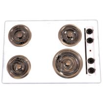 "Brown 30"" Electric Cooktop"