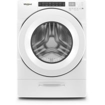 Whirlpool® 4.5 cu. ft. Closet-Depth Front Load Washer with Load & Go™ Dispenser