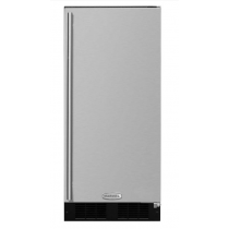 """Marvel 15"""" Clear Ice Machine with Factory Installed Pump, Arctic Illuminice™"""