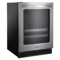 Whirlpool® 24-inch Wide Undercounter Beverage Center - 5.2 cu. ft.